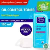 Clean & Clear Oil-Control Toner 100ml