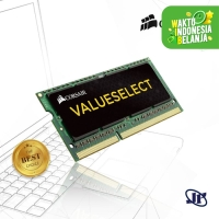 Memory Corsair Value Select Sodimm DDR3L PC12800 1600Mhz 8GB Ram