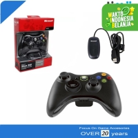 Stick Stik Joystick Controller PC PS3 Xbox 360 Wireless Plus Receiver