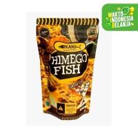 Djibranfood - Himego Fish - Rasa Salted Egg -120gr
