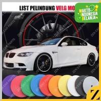 list velg mobil pelindung roda wheel rim protector edge motor stiker