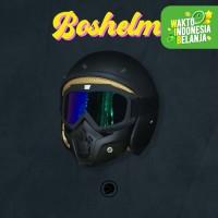 Helm Retro Google Mask