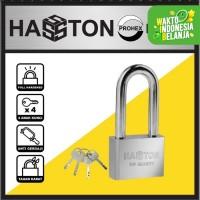 HASSTON PROHEX Gembok Satin Leher Panjang 50mm (1092-002)