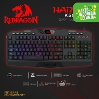 Redragon Gaming Keyboard RGB HARPE PRO - K503A-RGB