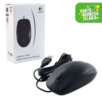 Mouse Logitech B100 - B 100 - Original