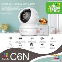 EZVIZ C6N 1080p Indoor Motorized PTZ 360 Smart Ip Camera Dome Wifi