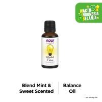 NOW Essential Oil Blend Mental Focus 30 ml
