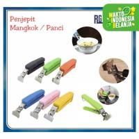 PENJEPIT MANGKOK / PANCI / alat pegang anti panas dish clamp