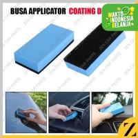 Busa Coating Applicator Pad Aplikator Spon Coating Sealant IMPORT
