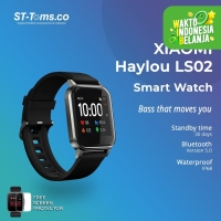Haylou LS02 1.4 inch LCD Screen Smart Watch Bluetooth Global Version