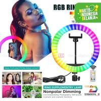 Ring Light RGB COSTA CRL-26 cm Remote control TikTok Youtuber