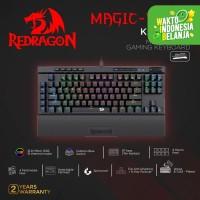 Redragon Mechanical Gaming Keyboard RGB MAGICWAND - K587RGB