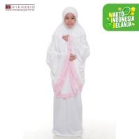 Mukena Siti Khadijah TPO KIDS LIGHT PINK