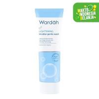 Wardah Lightening Micellar Gentle Wash 100 ml
