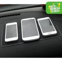 Sticky Pad Mobil Besar Anti Selip Licin Alas Dashboard Non Slip Mat