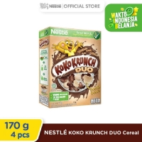 Nestlé KOKO KRUNCH DUO Cereal Box 170g 4 pcs [Special Diskon]