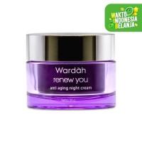 Wardah - Renew You Anti Aging Night Cream 30 g