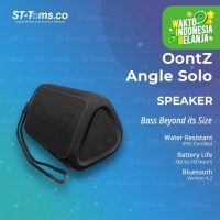 OontZ Angle Solo Super Portable Bluetooth Speaker - Black