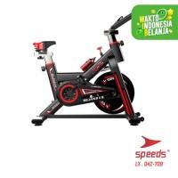 Spinning Bike Sepeda Statis rumah indoor Total Fitness Gym Speeds 709