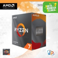 Processor AMD Ryzen 7 3800XT 3.9 - 4.7 GHz Socket AM4