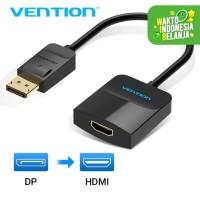 Vention [HBG] Converter DP DisplayPort To HDMI Female Macbook Windows
