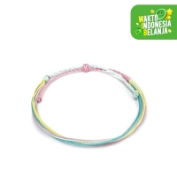 Gelang Tali GRATITUDE TuTu and Co.