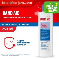 Band Aid Sanitizer Disinfectant 250ml