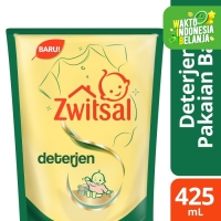 Zwitsal Baby Fabric Detergent 425Ml