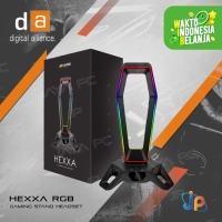 Digital Alliance DA Hexxa Headset/ Headphone Gaming Stand Tower RGB