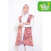 ZM Zaskia Mecca - Melly Teracota Outer - Jelita Indonesia Edisi Sidika - XL