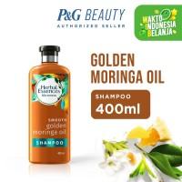 Herbal Essences Bio Smooth Golden Moringa Oil Shampoo 400 ml