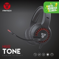 Headphone Gaming Fantech Tone HQ52 - Headset Fantech HQ-52