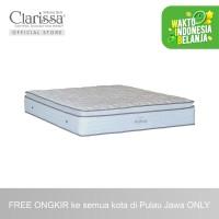 Clarissa Kasur Spring Bed WellFresh - 100x200