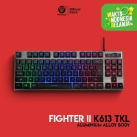Fantech Fighter K613 TKL - RGB Gaming Keyboard