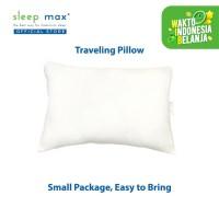 Sleep Max Travelling Pillow/Disposable Pillow/Bantal Untuk Bepergian