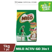 MILO ACTIV-GO 3 IN 1 Pouch 1 Kg
