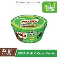 NESTLE MILO Cereal Combo 10 pcs