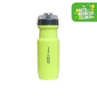 Triban Botol Minum Road 650ml Lime 2655312