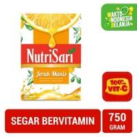 NutriSari Jeruk Manis (750gr) - Kemasan Refill