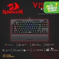Redragon Dual Mode Mechanical Gaming Keyboard RGB VISHNU - K596RGB