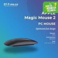 Apple Magic Mouse 2 MRME2ID / A - Space Grey Original
