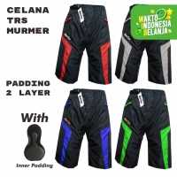 Celana OR pants Celana sepeda balap Celana shimano Gowes Celana pad - stabilo, M