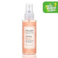Wardah Scentsation Joyful Body Mist 100 ml
