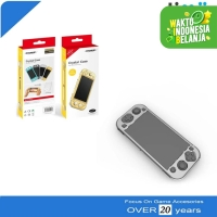 Crystal Case Casing Transparan Mika Nintendo Switch Lite Dobe