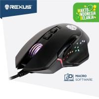 Rexus Mouse Gaming Xierra X8 - Xierra X8