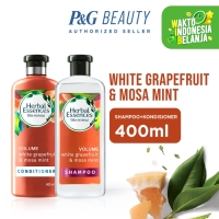 Herbal Essences Grapefruit and Mosa Mint Shampoo and Conditioner 400ml