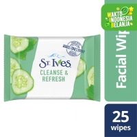 St Ives Cucumber Cleanse & Hydrate 25pc