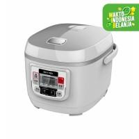 Denpoo Multi Cooker Penanak Nasi Multi Fungsi B 108 1.8 Liter LCD dis