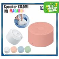 Speaker Bluetooth XIAOMI Mi MACARON Portabel Powerfull Extra Bass