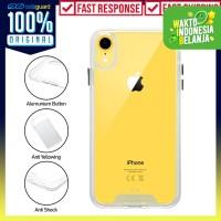 Case iPhone XS Max/XS X/XR OCTAGUARD Dual Tough Clear Hybrid Casing